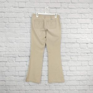 abercrombie kids Bottoms - A&F | Girls Khaki Front Pocket Detail Khaki Pants